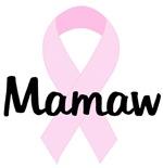 Mamaw Pink Ribbon