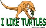 Allosaur I Like Turtles (single)