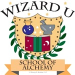 Wizard U Alchemy T-shirts Gifts