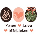 Mistletoe Holiday Apparel Gifts