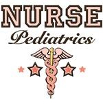 Caduceus Pediatric Nurse T shirt Gifts