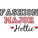 Fashion Major Hottie T shirt Gifts