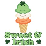 Sweet and Irish Pride T shirt Tees and Gifts