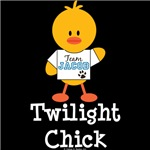 Team Jacob Twilight Chick T shirt Tees Gifts