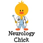 Neurology Chick T shirt Tees Neurologist Gifts