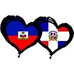 D.Republic + Haiti