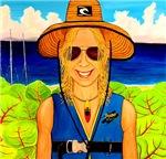 Kayak Liz