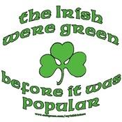 Irish Environmental Joke T-Shirts and Gifts