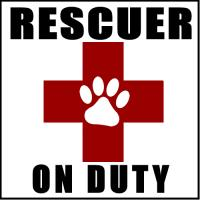 FOR THE RESCUER