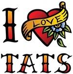 I love tats