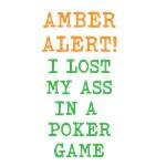 Amber Alert!