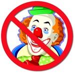 No Clowns!
