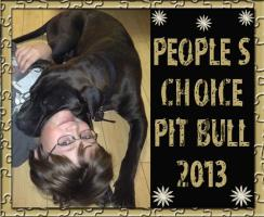 Peoples Choice Pit Bull 2013