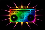 Disco Boombox