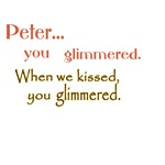 Fringe Quote: Peter You Glimmered