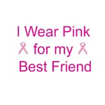 Pink Ribbon - Best Friend