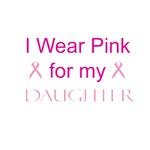 Pink Ribbon - Daughter