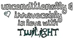 In Love with Twilight