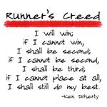 Runner's Creed