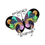 Embrace Change (Butterfly)