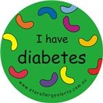 Diabetes-medical alert