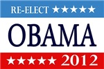 Re-elect President Obama