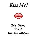 Kiss Me Mathematician