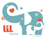 Little Brother Elephant