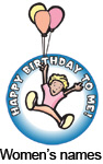 Happy Birthday to me (Girl Names)