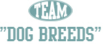 Team Dog Breed (teal)