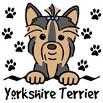 Yorkshire Terrier (Black)