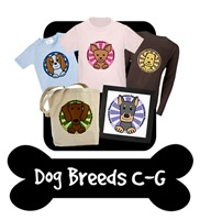 Dog Breeds C-G