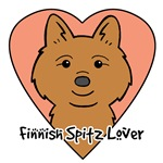 Finnish Spitz Lover
