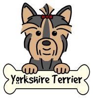 Yorkshire Terrier Cartoon T-Shirts and Gifts