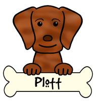Plott Cartoon T-Shirts and Gifts