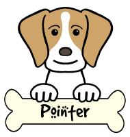 Pointer Cartoon T-Shirts and Gifts