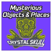 Mysterious Objects & Places T-Shirts