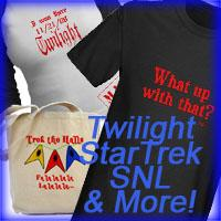 Star Trek, Twilight, SNL & More!