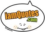 iamQuotes.com Logo Wear