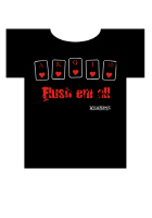 Flush em all Poker T-Shirts