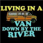 Living in a van...
