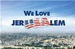 We Love Jer-USA-lem