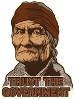 Trust the Government: Geronimo Edition