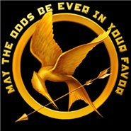MAY THE ODDS...