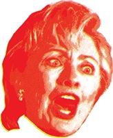 Hillary Rage