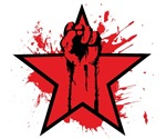 Fist & Red Star
