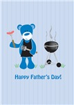 Father's Day Gril Card