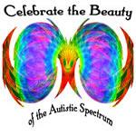 Celebrate the Spectrum (Butterfly)