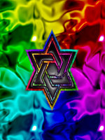 Chiseled Star of David