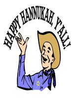 Happy Hanukkah, Y'all
